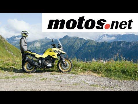 Suzuki V-Strom 1050 XT | Presentación / Primera prueba / Test / Preview en español