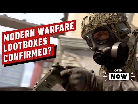 Call of Duty: Modern Warfare Multiplayer Beta May Have Confirmed Lootboxes - IGN Now - UCKy1dAqELo0zrOtPkf0eTMw