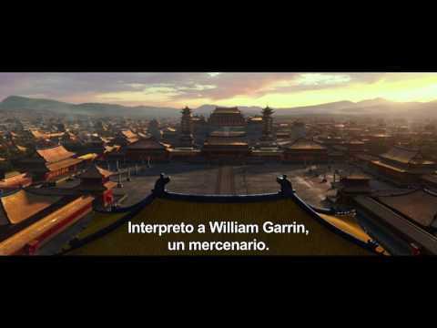 LA GRAN MURALLA - Look inside