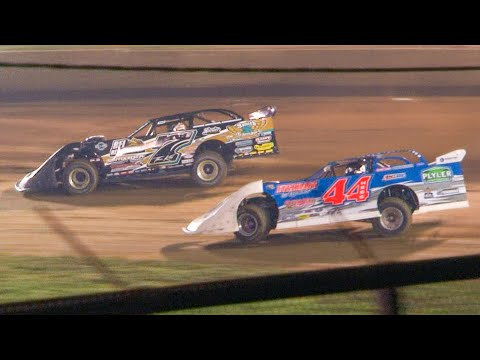 Super Late Model Feature | Eriez Speedway | 9-17-21 - dirt track racing video image