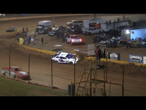 Young Guns at Lavonia Speedway June 18th 2021 - dirt track racing video image