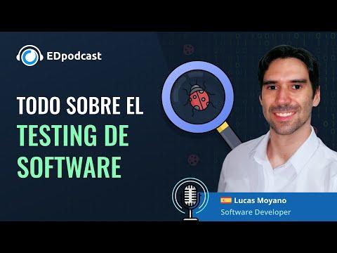 #EDpodcast - 5: ¿Qué es el testing de software y cómo hacerlo? 🐞