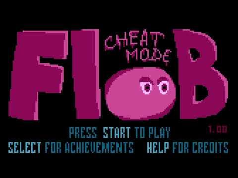 «FloB» cheat mode para computadoras Atari