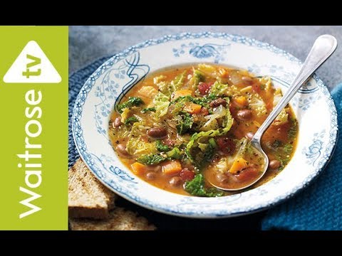 Tuscan bean soup | Waitrose