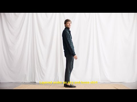 hm.com & H&M Voucher Code video: H&M Man: 3 Ways to Wear A Roll Neck — A Style Guide