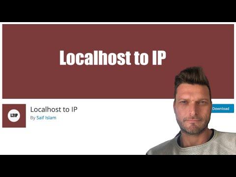 ✅ IP TEMPORAL PARA LOCALHOST (TU WORDPRESS EN LÍNEA)