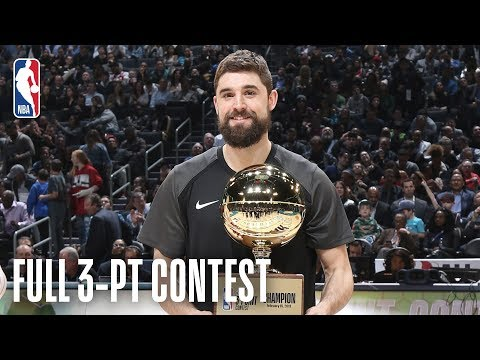 2019 NBA MTN DEW 3-Point Contest   2019 NBA All-Star