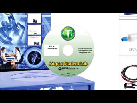BSL Human Physiology Teaching System