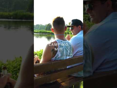 Unsere Partner David, Gustav und Mr. Nicefood machen Camping - Teil 5.