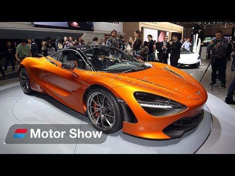 Mclaren 720s - Geneva Motor Show 2017
