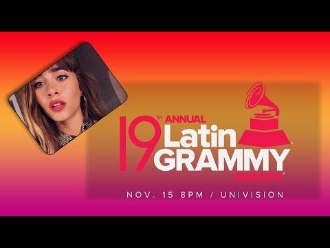 #latingrammy Aitana en los Latin Grammy 2018 y de promoción en México