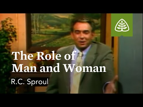 The Role of Man and Woman: The Intimate Marriage with R.C. Sproul