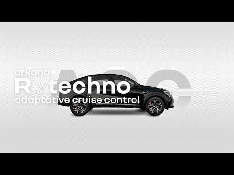 Renault Arkana - assistans på vägen