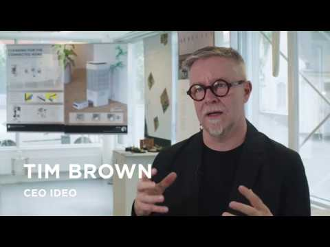 Tim Brown: About the Umeå Institute of Design