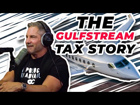 The Gulfstream Tax Story - Grant Cardone photo