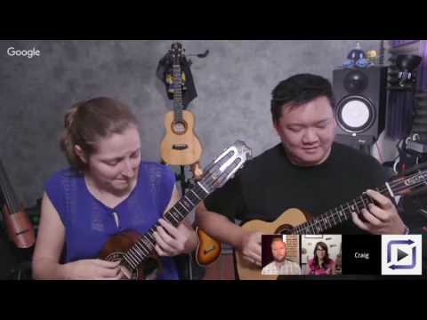 ArtistWorks Live: Talking Ukulele with Craig Chee, Sarah Maisel & Danielle Anderson