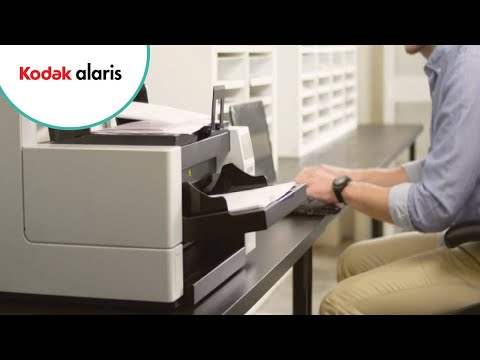Mailroom Automation I Scanning and Capture Software l Alaris Information Management Preview