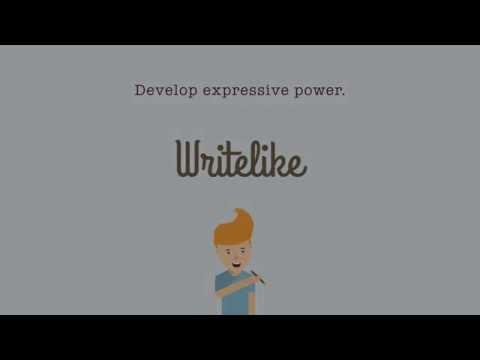 An Introduction to Writelike