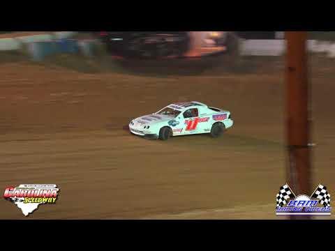 Young Guns Feature - Carolina Speedway 4/30/21 - dirt track racing video image