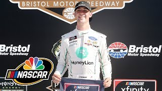 Austin Cindric feels he has momentum ahead of NASCAR Xfinity Series Playoffs | Motorsports on NBC