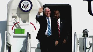 Vice President Mike Pence visits New Mexico
