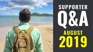 Supporter Q&A! - August 2019