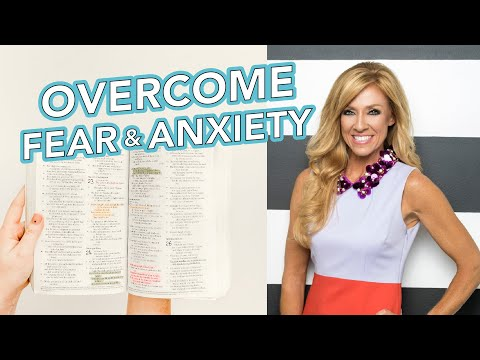 Meditating and Praying Gods Word  Relief from Anxiety and Fear  Terri Savelle Foy
