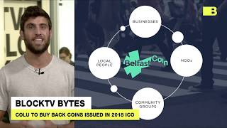 ICO Decides To Buy Back Its Own Tokens, WTF?
