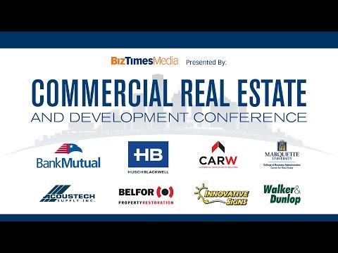 Commercial Real Estate & Development Conference 2016 - BizTimes Media