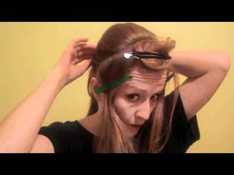 Emma Stone's Oscars Hair Style