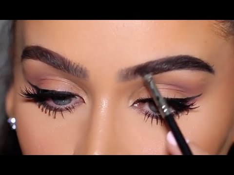 DRUGSTORE VS HIGH END: EYEBROW TUTORIAL +EXCITING NEWS!