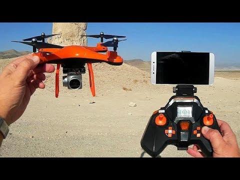 Quadcopter S10 FPV Camera Drone Flight Test Review - UC90A4JdsSoFm1Okfu0DHTuQ