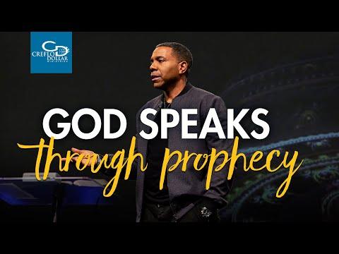God Speaks Through Prophecy