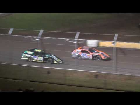 Legendary Midwest Mod Feature 3 Friday - Cedar Lake Speedway 09/17/2020 - dirt track racing video image