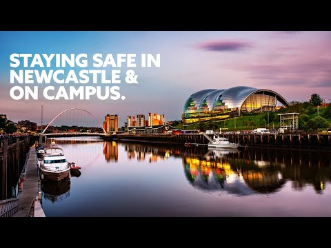 Staying Safe in Newcastle | Northumbria University