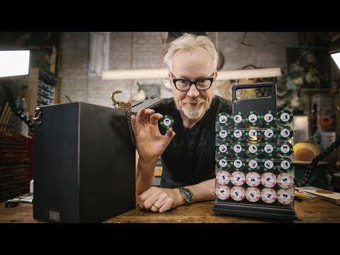 Adam Savage's Rounders Poker Chips and Case Replica! - UCiDJtJKMICpb9B1qf7qjEOA