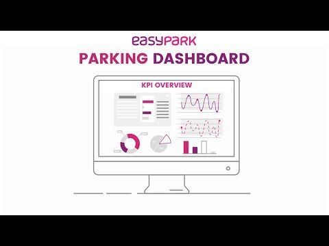 EasyPark's Parking Dashboard: Reducing Parking Search Time