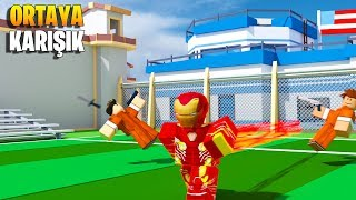 💥 Tüm Süper Güçler Bir Kahramanda! 💥   Superpower City   Roblox Türkçe