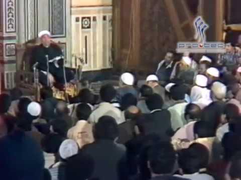 الشعراوى - سورة آل عمران - التوكل و التواكل