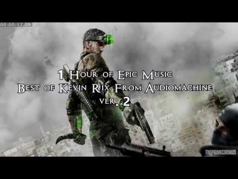 Best of Kevin Rix from Audiomachine 2.0 [1 Hour of Epic, Hybrid Rock, Orchestral Music] - default