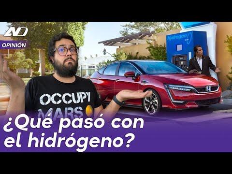 """¿Dónde están los autos a hidrógeno"""" Te cuento cual es el problema - Gabo Salazar"""