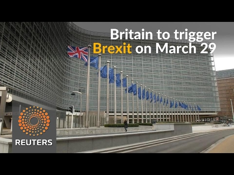 Brexit process to be activated on March 29