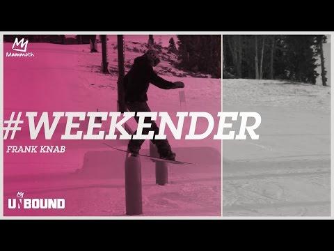#Weekender - Frank Knab