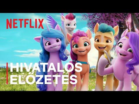 My Little Pony: Az új nemzedék | Hivatalos előzetes | Netflix