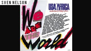 18. We Are The World (USA for Africa) [Audio HQ] HD