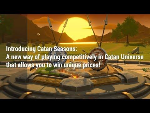 Introducing Catan Seasons [Catan Academy]