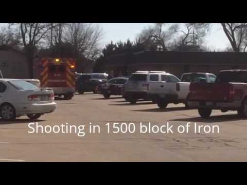 Shooting in northeast Salina