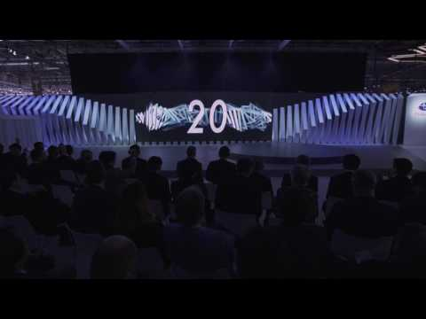 Press Conference: 2017 Geneva International Motor Show