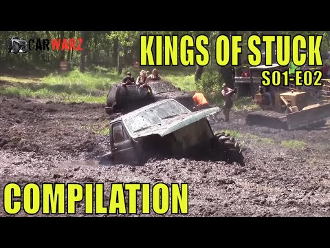 KINGS OF STUCK - MUDDING 5 YEAR COMPILATION - VOL 02