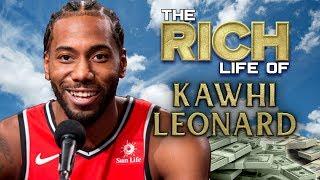 Kawhi Leonard | The Rich Life (Cars, Mansions, Forbes 2019, Net Worth)